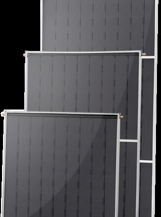Coletor solar para Banho